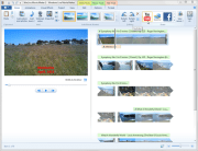 Export directly to YouTube from Windows Live Movie Maker.