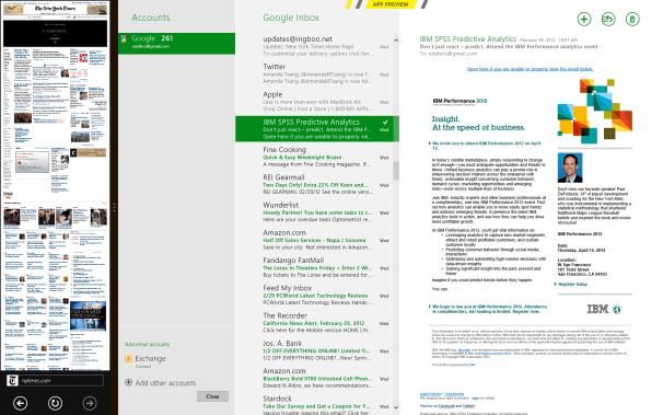 Windows 8 del Metro de la interfaz de usuario: 7 cosas que odio sólo puede