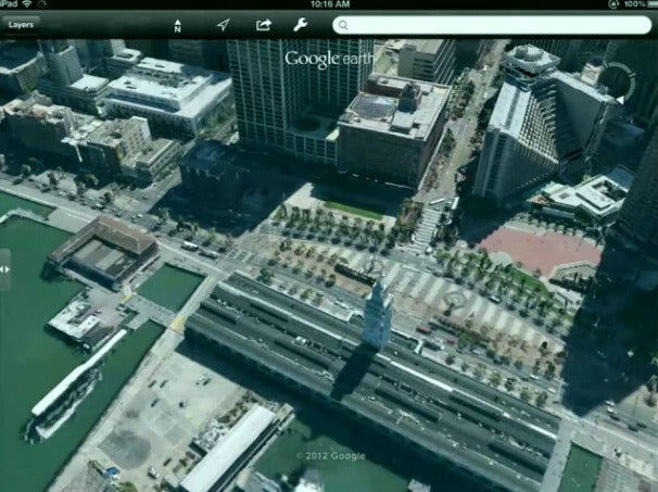 Google Announces Offline Maps, 3D Fly-over Views, and Street