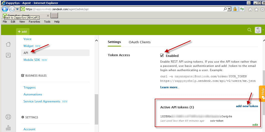 Call Zendesk REST API in SSIS - Create Ticket | ZappySys Blog
