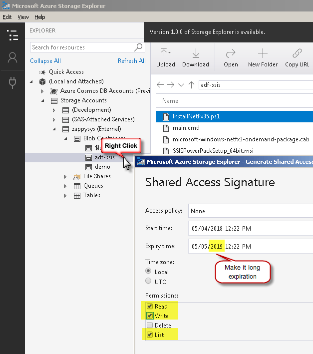How to run SSIS in Azure Data Factory (Deploy, Monitor SSIS