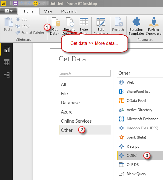 Calling SOAP API in Power BI (Read XML Web Service data