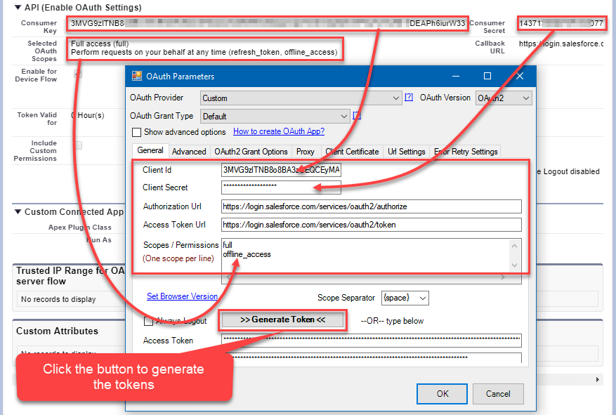 How to call Salesforce REST API via ODBC driver | ZappySys Blog