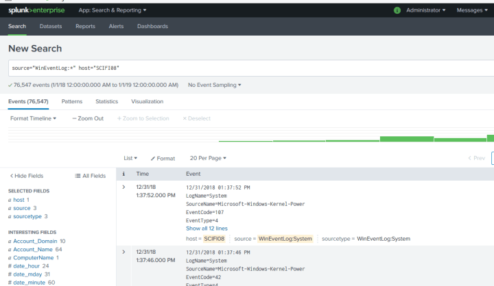 How to read data from Splunk in SSIS | ZappySys Blog
