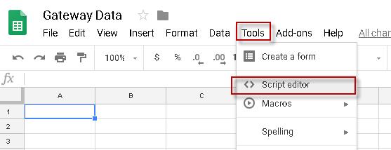 Import REST API in Google Sheet AppScript - JSON / SOAP XML / CSV