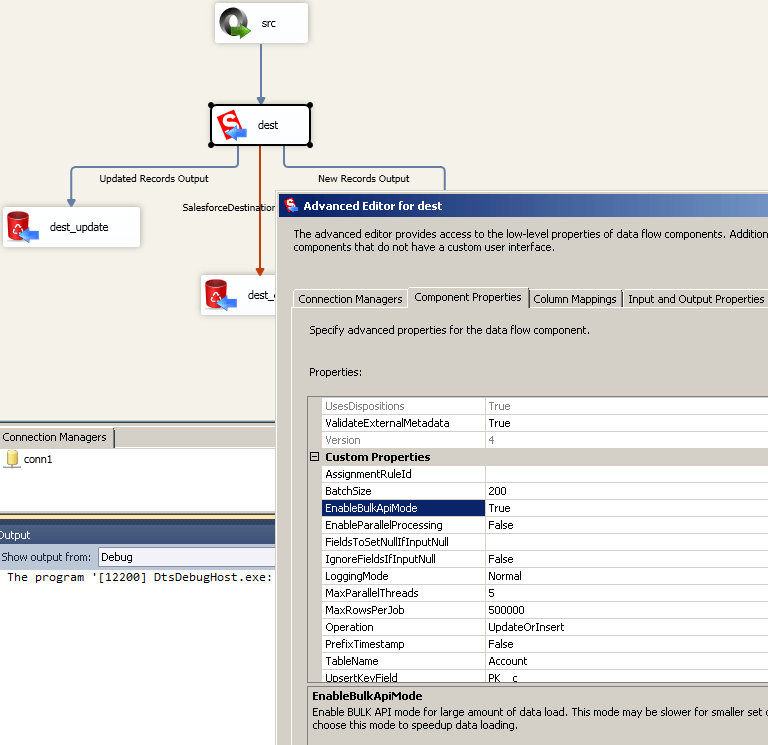 SSIS PowerPack v2 9 released (Upsert Destination, Salesforce