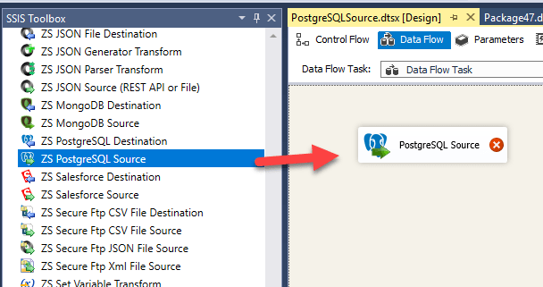 PostgreSQL Source