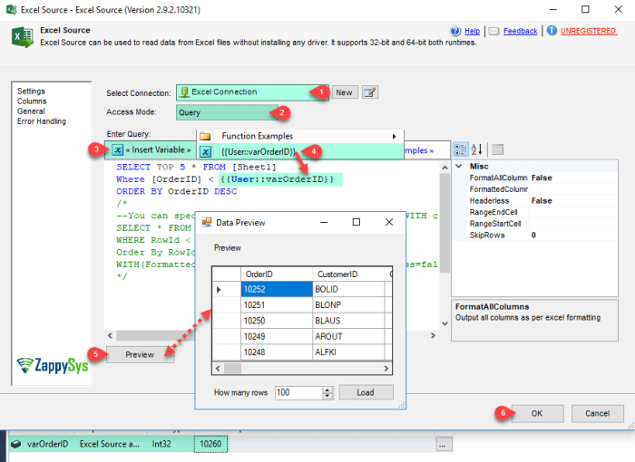 SSIS Excel File Source Connector - Visual Studio Marketplace