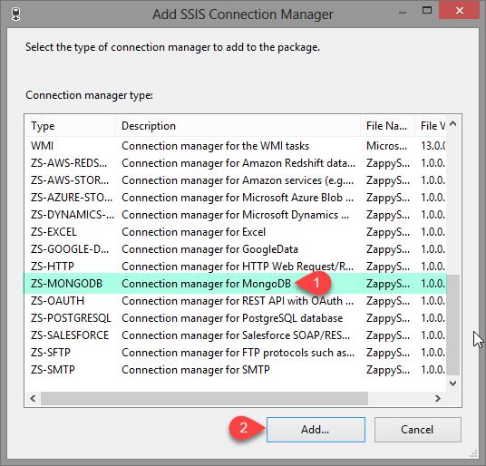 MongoDB Connection