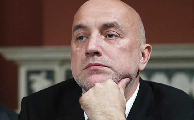 Захар Прилепин о законопроекте против хамства чиновников