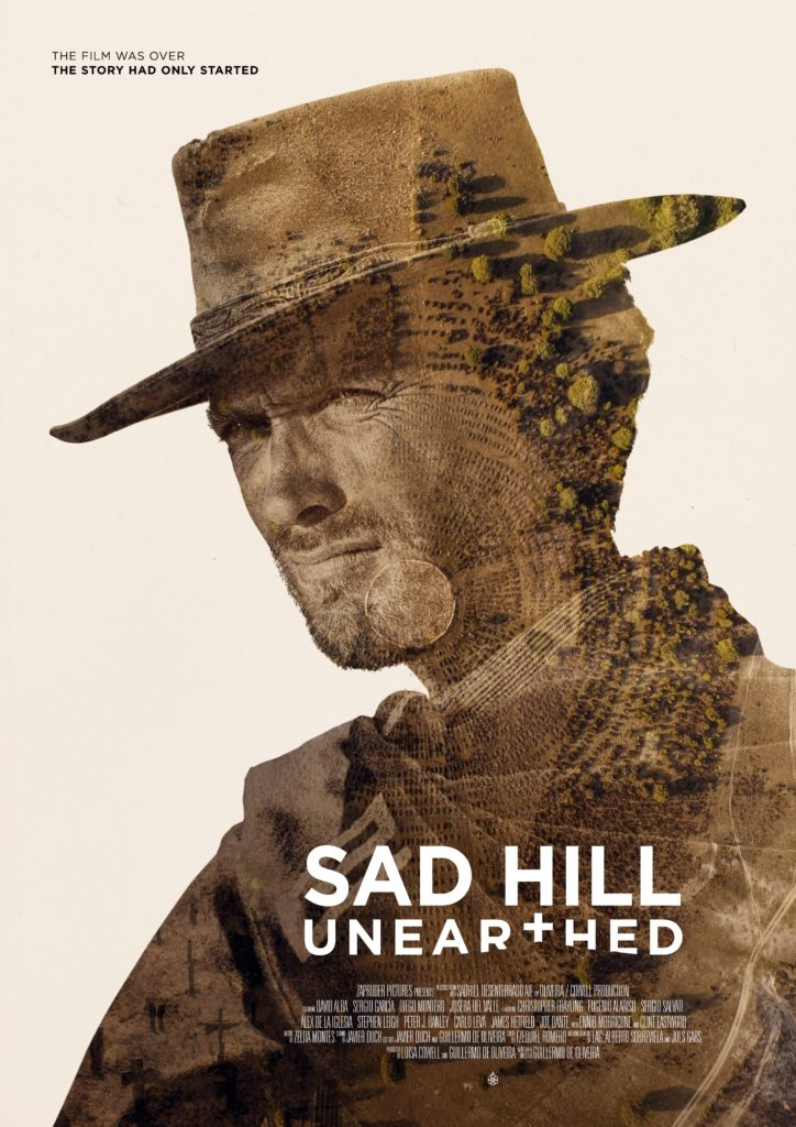 Poster of Sad Hill Unearthed: A full lenght documentary featuring Eastwood, Hetfield and Morricone