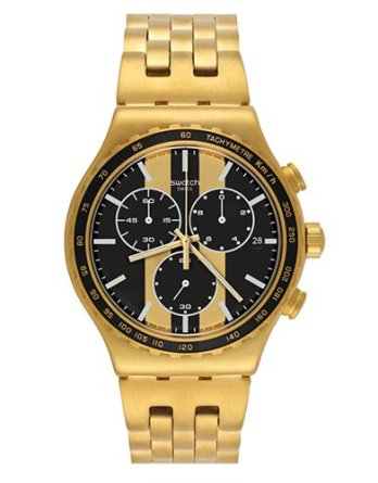 Swatch Gold Men's Watch