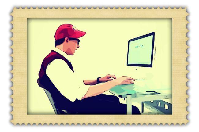создайте блог