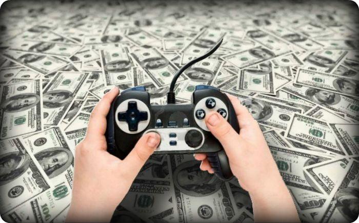 Существует Несколько как Заработать Деньги в Виртуальных Игра - Обучение Заработку Денег в Интернете