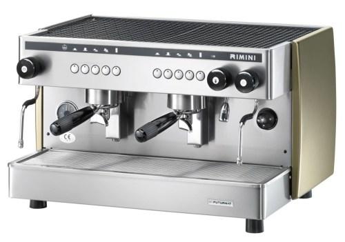 Профессиональная кофе машина FUTURMAT Rimini А/2