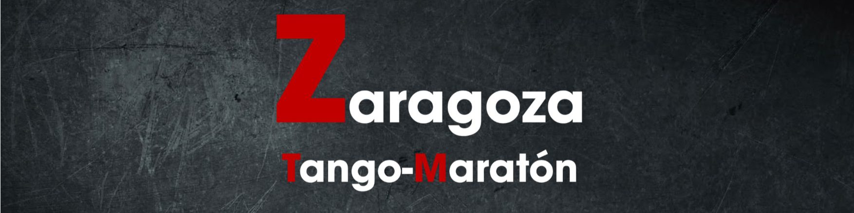 Zaragoza tango maraton