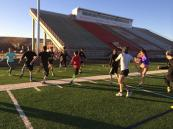 Dixie State College Track, St. George