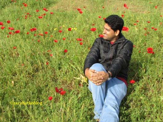At Kesar Fields