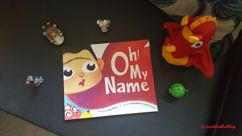 Blog 110 - Oh My Name - 2