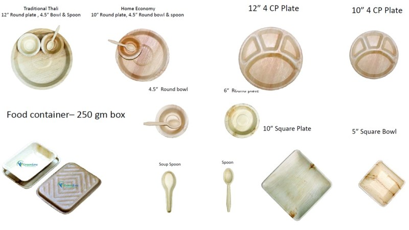 Blog 166 - Go Green with Eco-friendly disposable tableware - 2