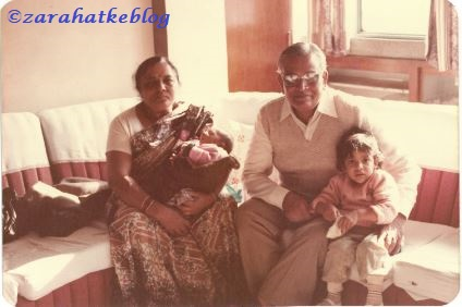 Blog 174 - Grandparents - 1