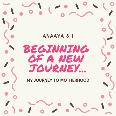 Blog 243 - Anaaya & I - Beginning of A New Journey....png