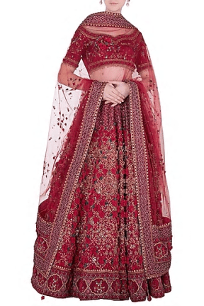 Blog 285 - Wedding Lehenga - 1