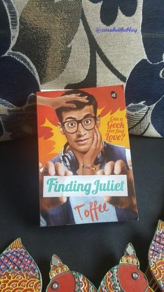 Blog 111 - Finding Juliet - 2