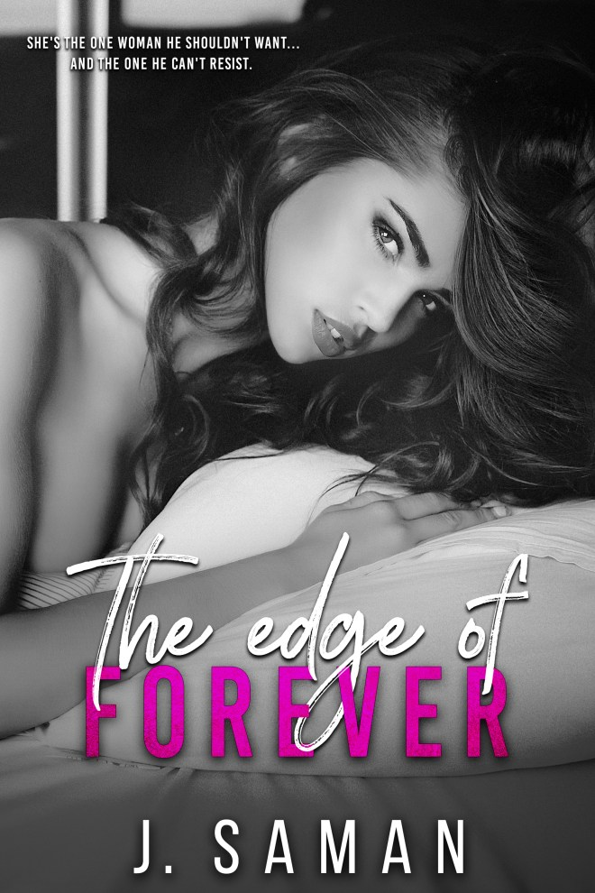 The Edge of Forever Book Cover