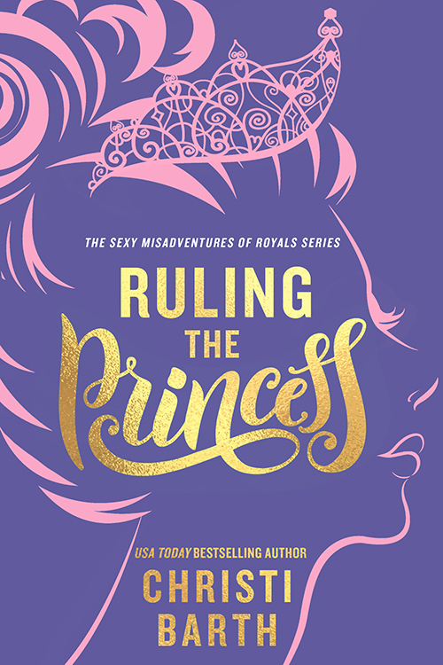 Ruling the Princess Book Cover