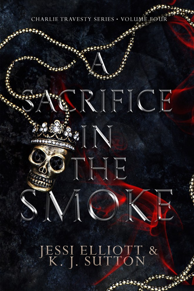 A Sacrifice in the Smoke Book Cover