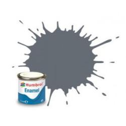 Extra dark sea grey , Extra playa gris oscuro ( 123 ). Bote 14 ml. Marca Humbrol. Ref: AA1359.