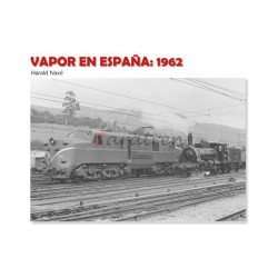 Vapor en España: 1962. Harald Navé.