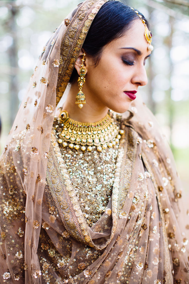 Indian bride sabyasachi