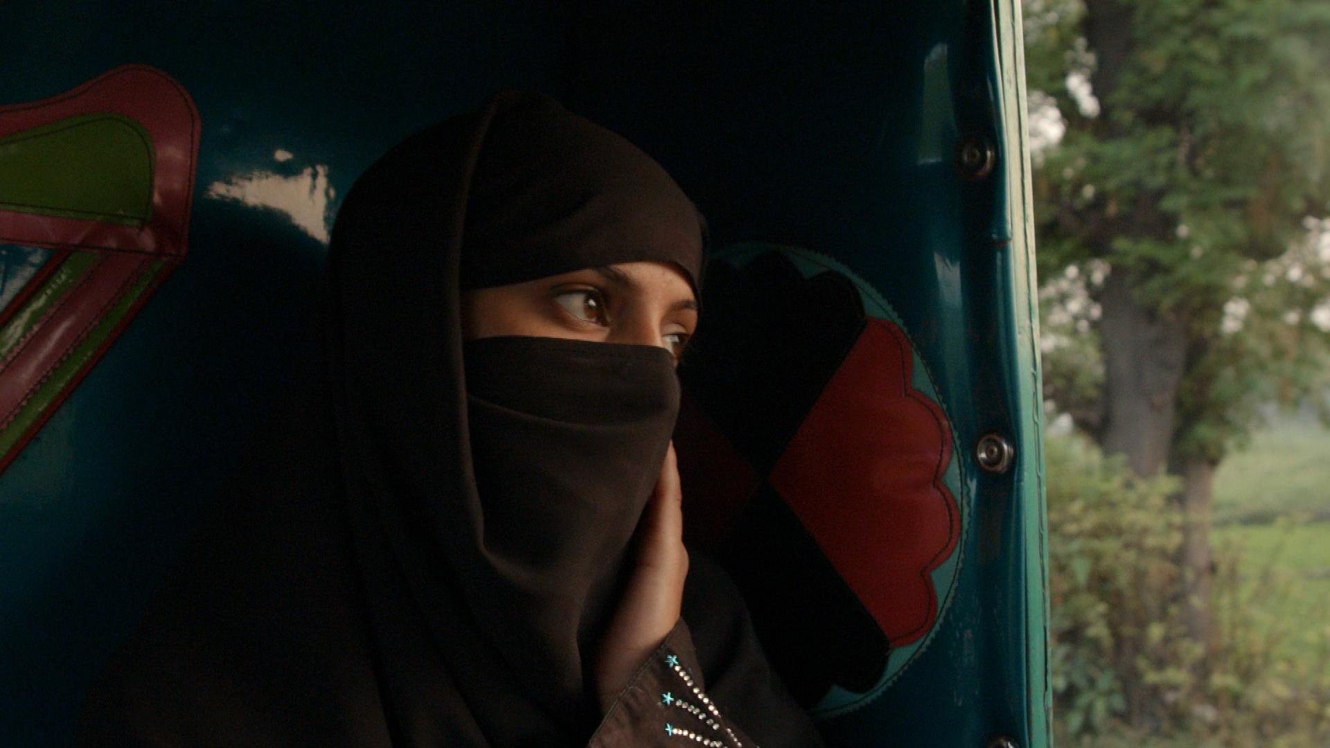 Saba Qureshi; Image courtesy of SOC Films