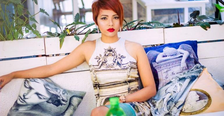 Big Hair Loud Mouth blogger Nilu Yuleena Thapa