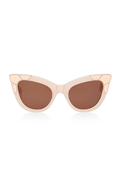 Pared Eyewear Puss & Boots Cat-Eye Acetate Sunglasses