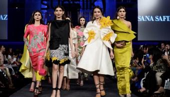 Sana Safina PSFW Spring Summer Luxury Pret 2017
