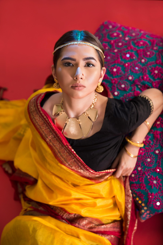 Aisha Aki Ataka for Zardozi Magazine