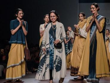 Anju Modi X Boroline FDCI Amazon India Fashion Week Spring Summer 2018 Featured