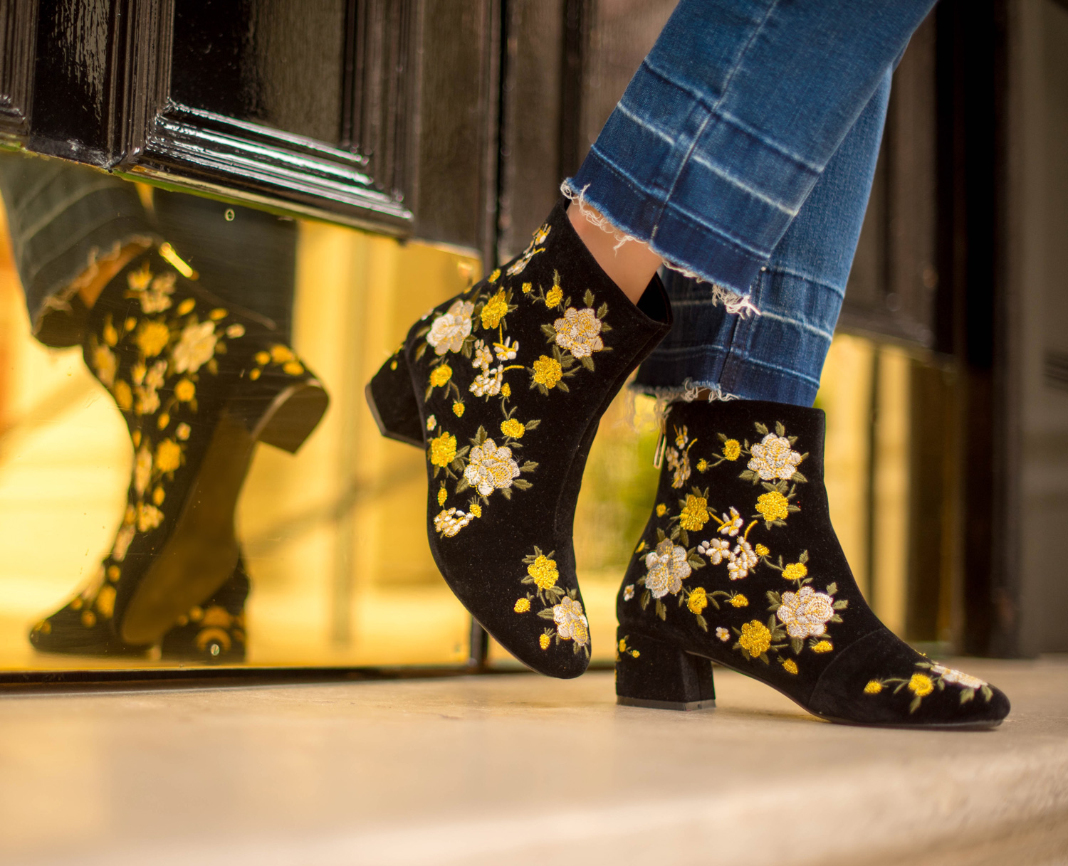 London Winter Style Tips: Statement Boots; Isha's Verdict