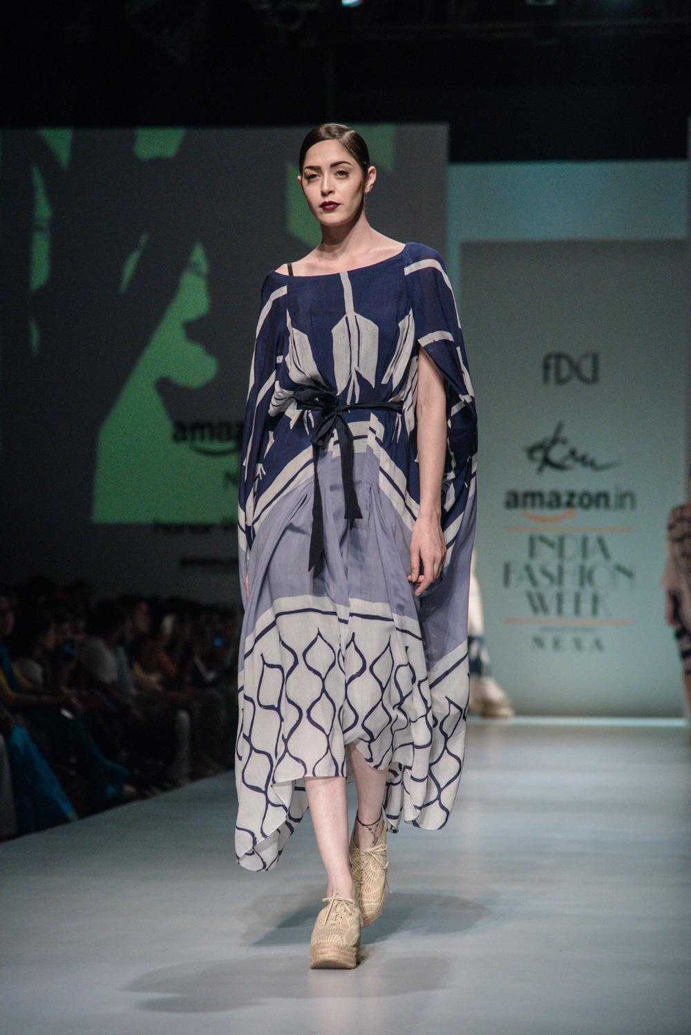 Ekru by Ektaa FDCI Amazon India Fashion Week Spring Summer 2018 Look 13