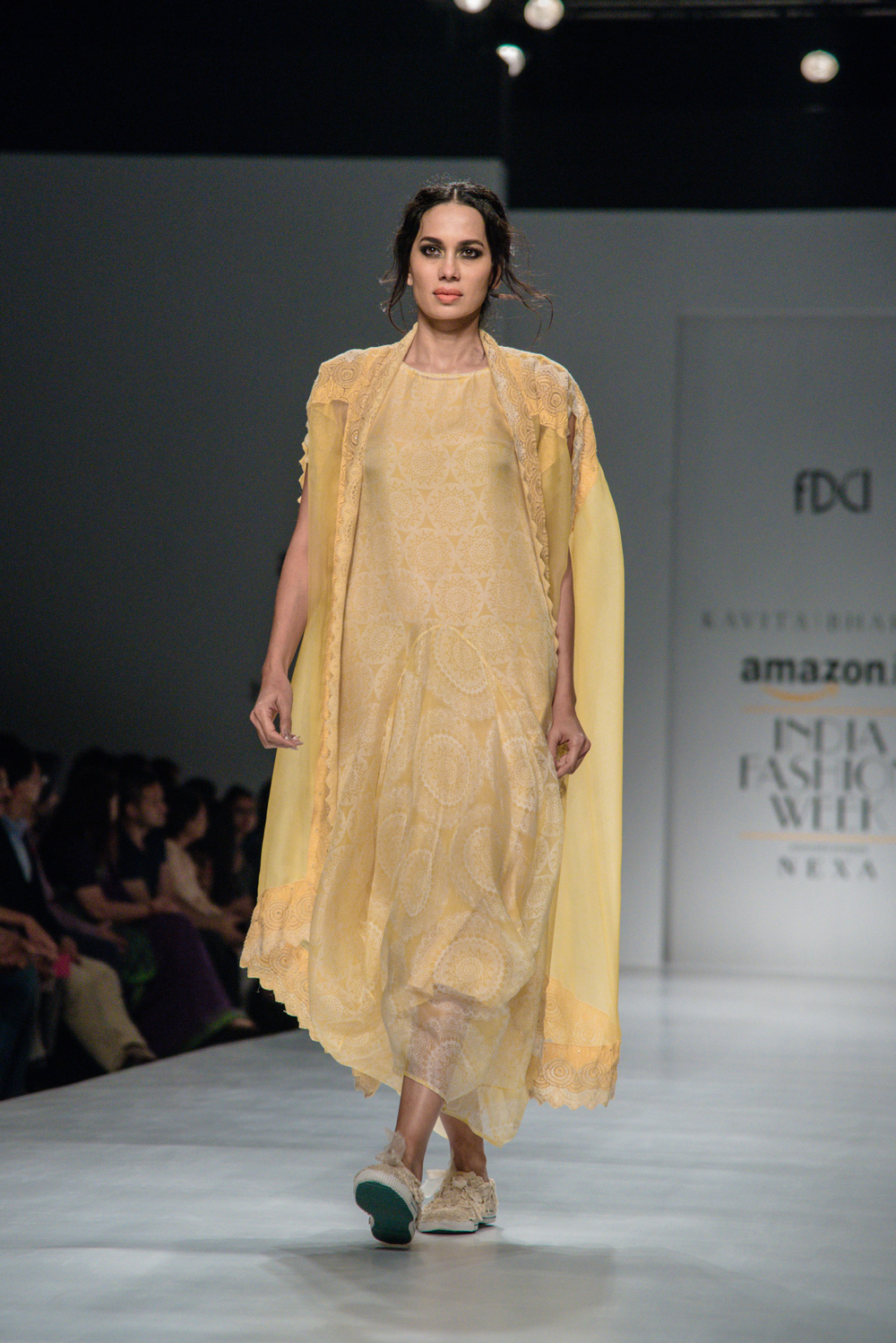 Kavita Bhartiya FDCI Amazon India Fashion Week Spring Summer 2018 Look 13
