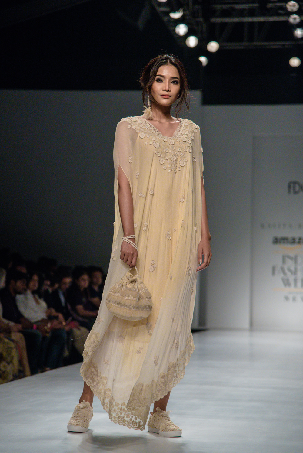 Kavita Bhartiya FDCI Amazon India Fashion Week Spring Summer 2018 Look 15