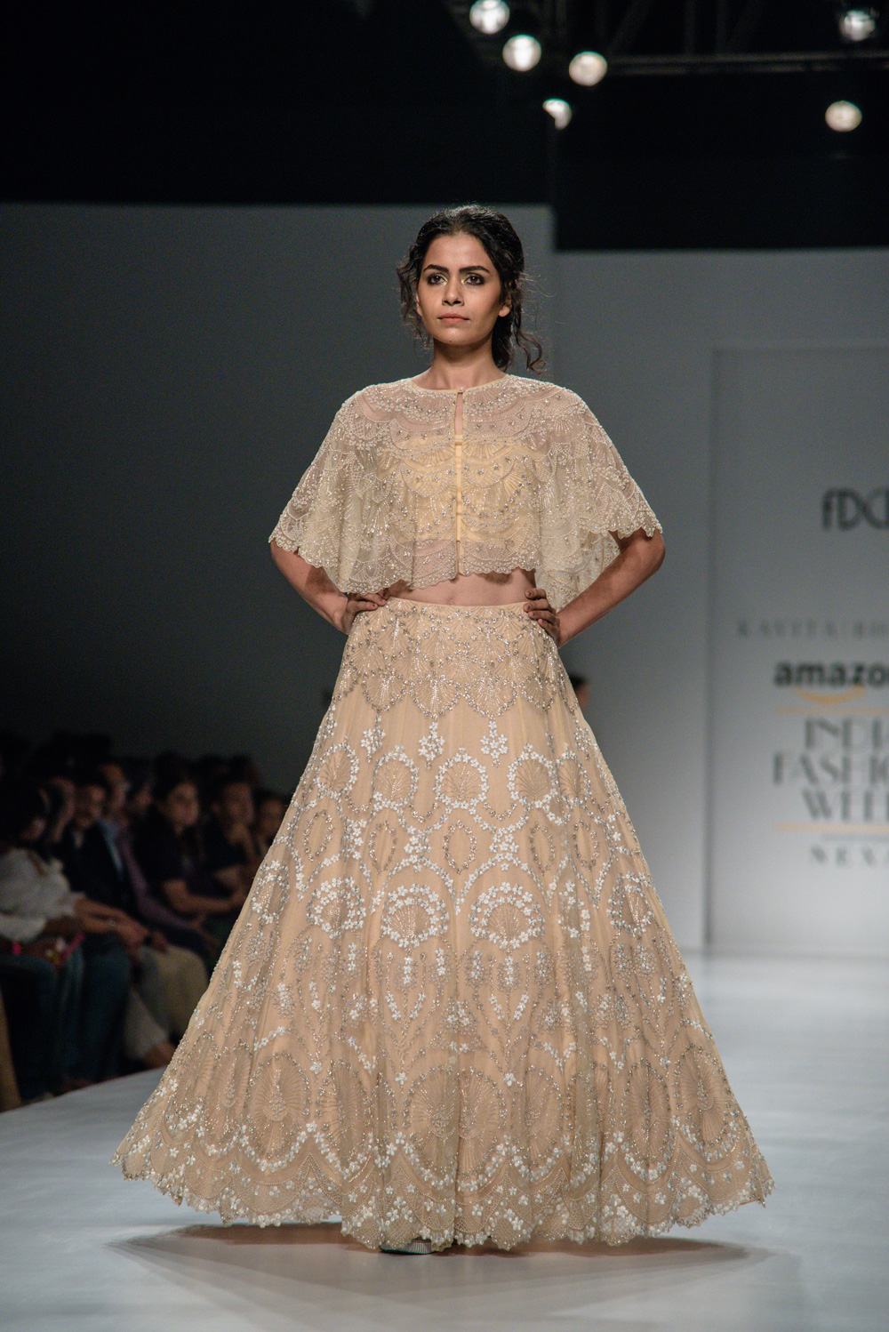 Kavita Bhartiya FDCI Amazon India Fashion Week Spring Summer 2018 Look 4