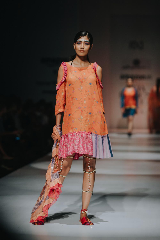 Anupamaa by Anupama Dayal FDCI Amazon India Fashion Week Spring Summer 2018 Look 4