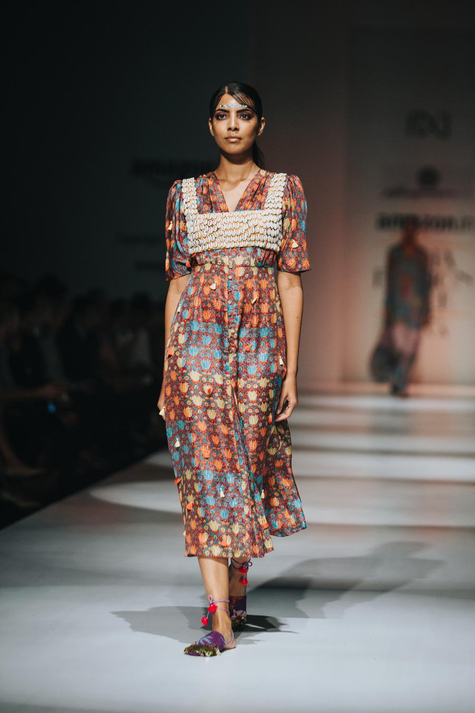 Anupamaa by Anupama Dayal FDCI Amazon India Fashion Week Spring Summer 2018 Look 7
