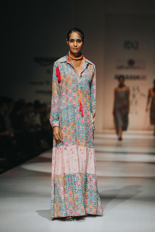 Anupamaa by Anupama Dayal FDCI Amazon India Fashion Week Spring Summer 2018 Look 8