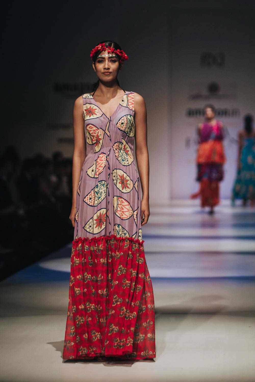 Anupamaa by Anupama Dayal FDCI Amazon India Fashion Week Spring Summer 2018 Look 13
