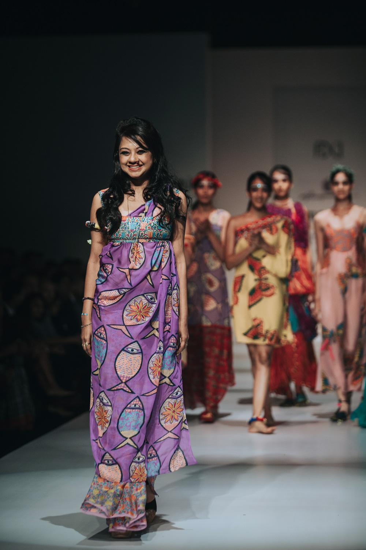 Anupamaa by Anupama Dayal FDCI Amazon India Fashion Week Spring Summer 2018 Look 15